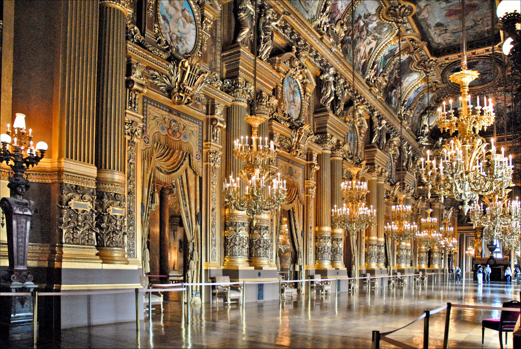 Opera Garnier Culture and Travel Paris Guided Private Tour Visit