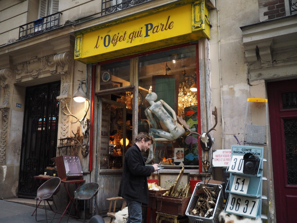 Antique Shops Art Galleries Paris Culture and Travel Tour Visit