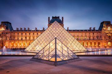 DEUTSCH Louvre Museum