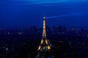 Deutsche Stadtrundfahrt Paris